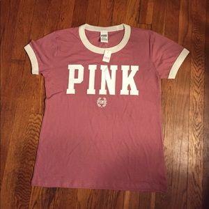 NWT PINK t shirt